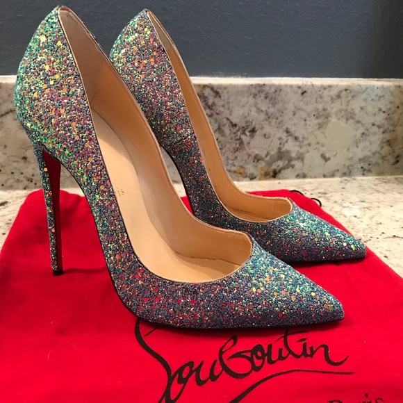low priced ff39a 9cf4d NEW So Kate Dragonfly Glitter Size 39